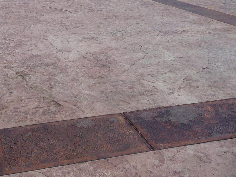 Abbinamento con diverse colorazioni di cemento